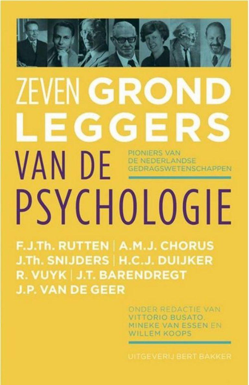 7 psychologie